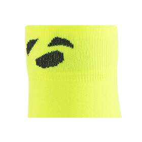 "Bontrager Race 2.5"" Socks Unisex visibility yellow"